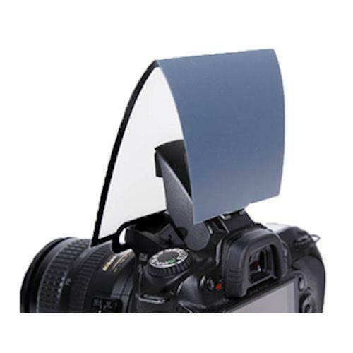 DIFFUSER FLASH POP UP SOFTBOX BOUNCE ADATTO PER NIKON AI D7100 D5200 D3200 D800