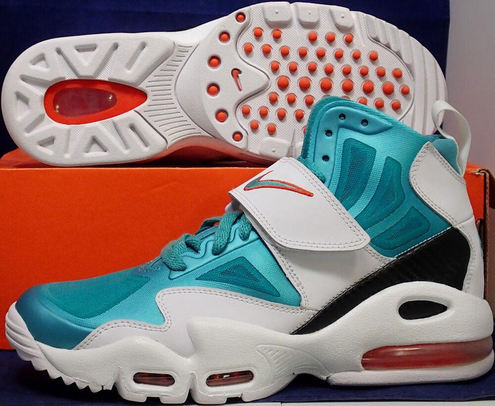 new arrival 8be1a 32367 2012 Nike Air Max Express Miami Dolphins Homme Chaussures de sport pour  hommes et femmes