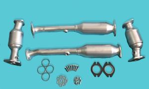 2012-2016 Fit NISSAN NV1500 NV2500 NV3500 4.0L Catalytic Converter Driver Side