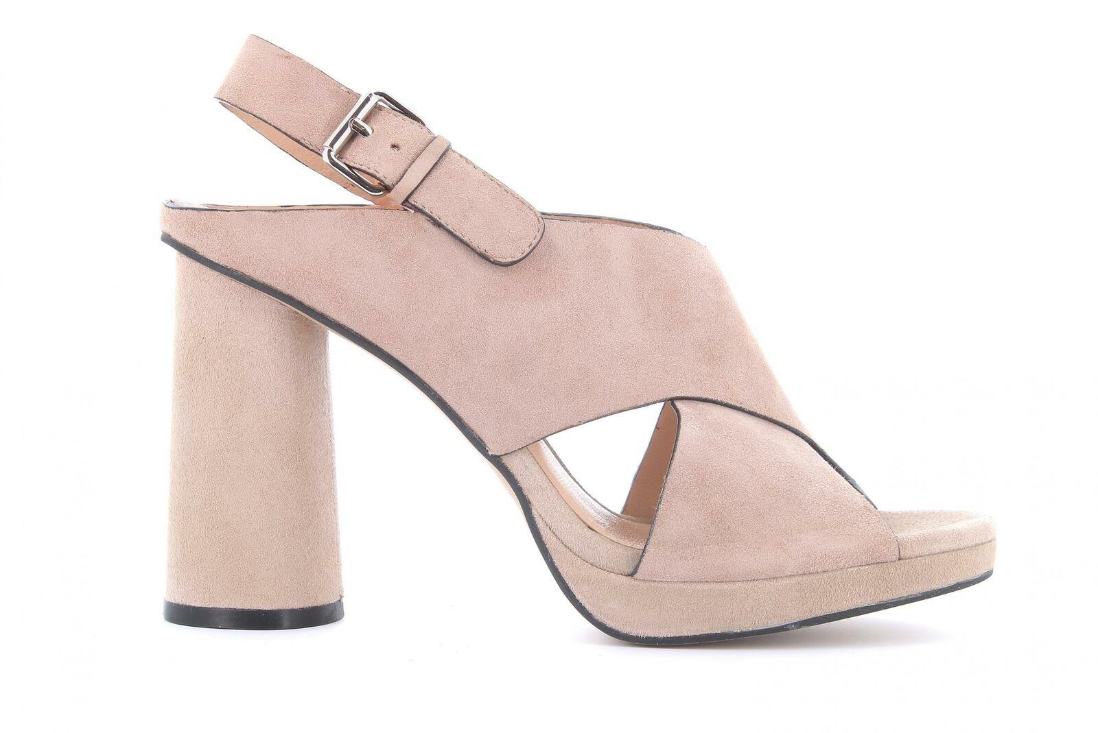 CRIS vergre & 039;P19g Womens shoes Heel Sandals EJ4408N Pink