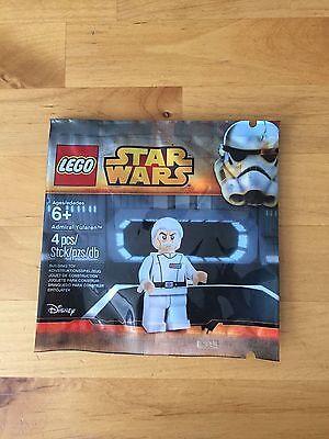 Lego Starwars Admiral Yularen Polybag New//Sealed