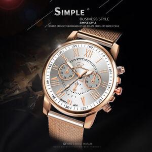 Women-Ladies-Watch-Stainless-Steel-Analog-Quartz-Dress-Bracelet-Wrist-Watch-Gift