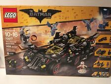 LEGO Batman Movie 70917 The Ultimate Batmobile New Sealed