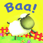 Baa! by Bonnier Books Ltd (Board book, 2010)