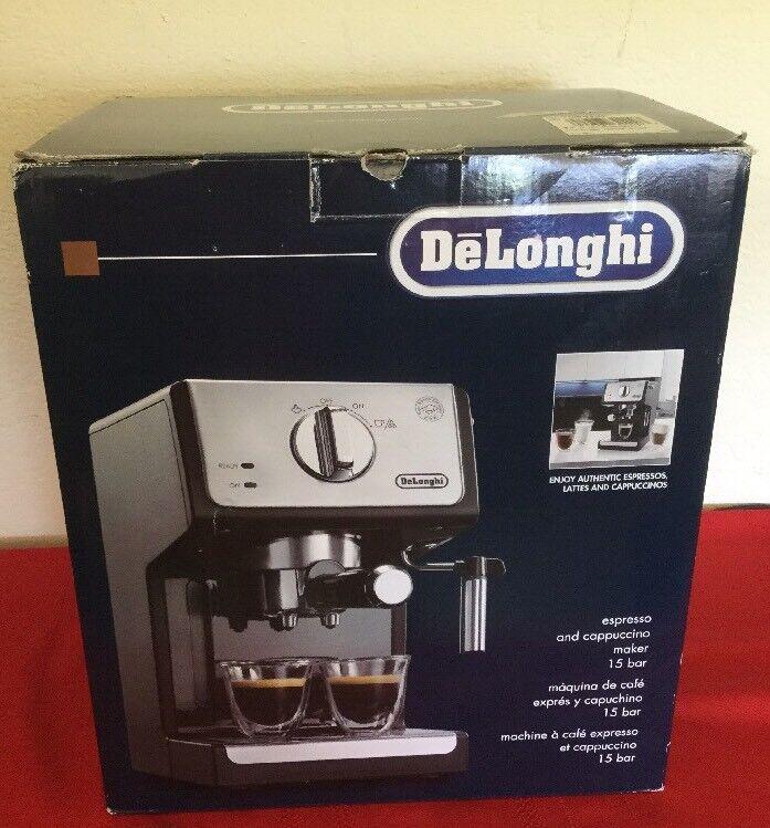 Delonghi ECP3220 15 bar Pompe Expresso Café et Cappuccino Maker