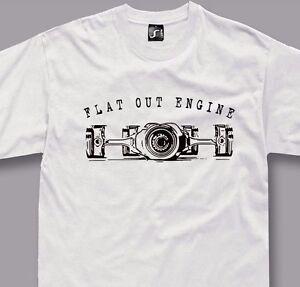 boxer engine t shirt flat out for bmw gs porsche 911 fans