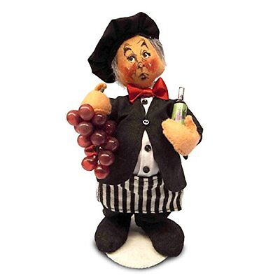 """WINE WAITER 9"""" Sommelier Festive Decoration Holiday Gift Idea for Wine Lovers!!"""