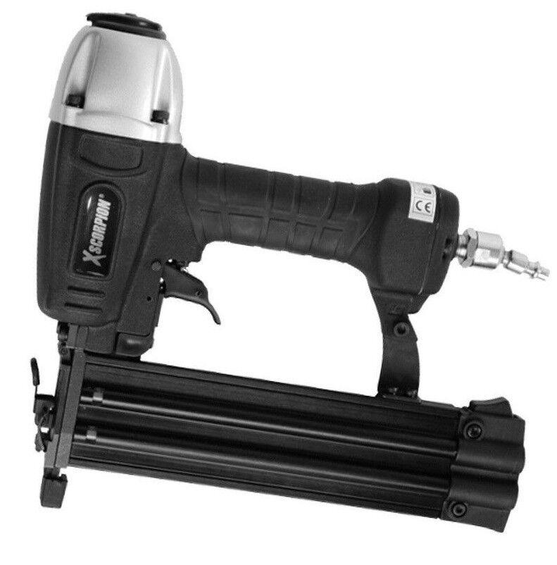 18 Gauge 5 8-Inch to 2-Inch Light Weigt Pneumatic Brad Nailer Nail Gun Air Tools