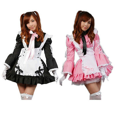 Adult Lolita Cosplay Love Angel Princess Dress Anime Outfit Party Dress Color