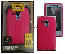 OtterBox Defender Series Case for Motorola Moto G 1st Gen, Wild Orchid, 77-33967