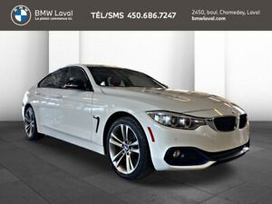 2017 BMW 4 Series 430i xDrive Interieur Rouge! Volant Chauffant, Camera!