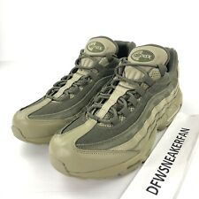 8bf5fcab76 item 4 Nike Air Max 95 Premium Men's 11 Olive Green Running Shoes 538416-201  New -Nike Air Max 95 Premium Men's 11 Olive Green Running Shoes 538416-201  New