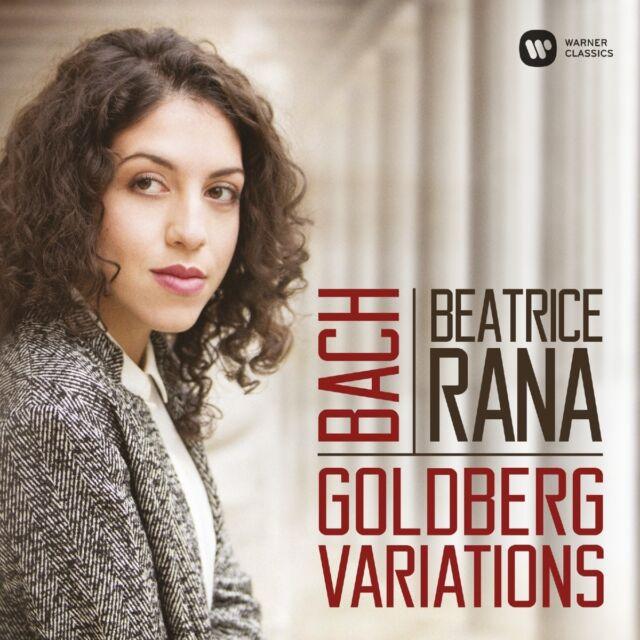 JOHANN SEBASTIAN BACH - Bach: Goldberg Variations