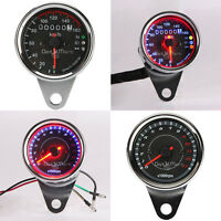 Led Speedometer Odometer Tachometer For Suzuki Intruder Vs 1400 1500 750 Vl 800