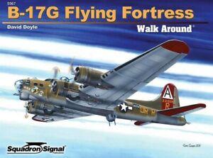 Escadron Signal B-17g Forteresse Volante - Promenade dans la N.5567 - par David Doyle