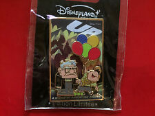 Disneyland Paris Pin Trading Up Là-Haut EL 900
