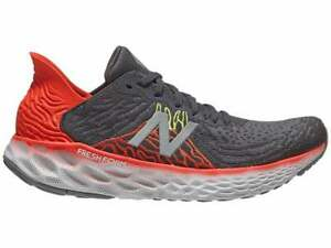 Details zu New Balance Fresh Foam X 1080v10 Men Grey Red White Wide Running  Shoes M1080M10