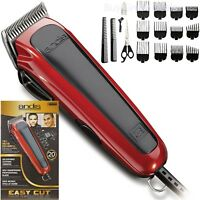 Professional Barber Set Shaver Clipper Trimmer Combo Andis 20-piece Hair Kit