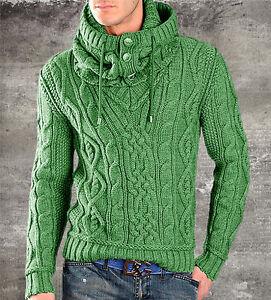 con tejido de Jersey s mano l cuello punto Xs de xl 62 xxl lana m V en a Suéter dqF6Id