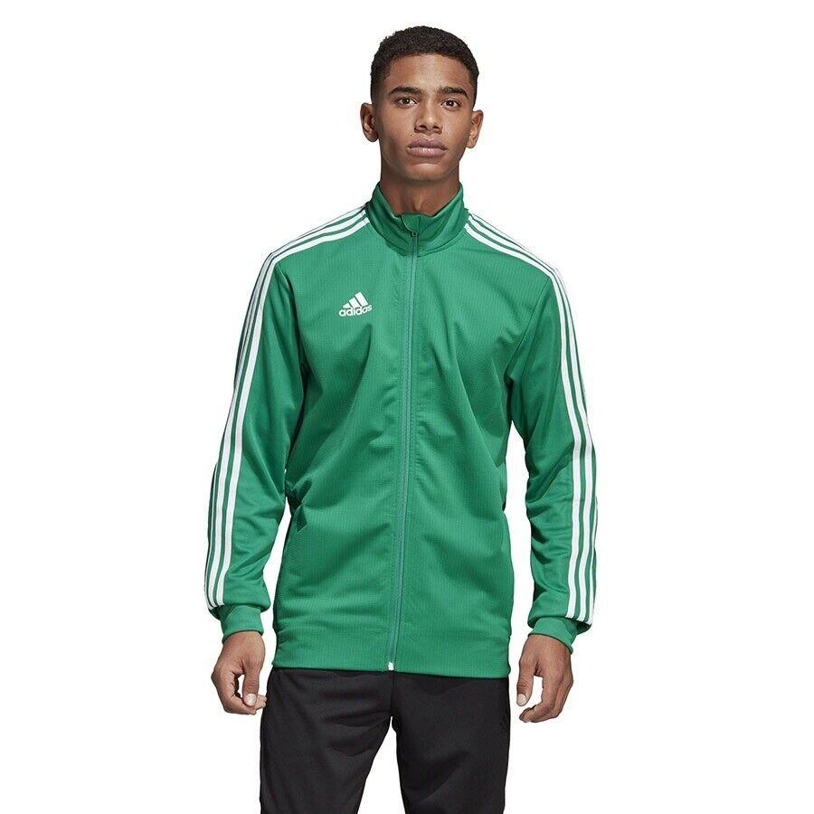 Adidas TIRO 19 TR JKT DW4794 verde S Sweatshirt Sport Top