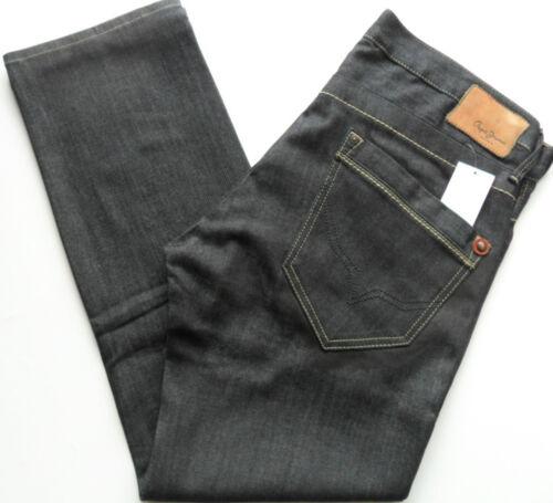 "PEPE JEANS Men/'s Tooting Regular Fit Straight Leg Denim One Wash W38/"" x L32/"""