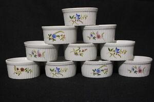 Set-of-10-BIA-Cordon-Bleu-Frieda-Collection-Versailles-3-1-2-034-Souffles-Ramekins