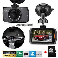 1080P HD Car DVR Vehicle Camera Video Recorder Dash Cam Night Vision G-sensor