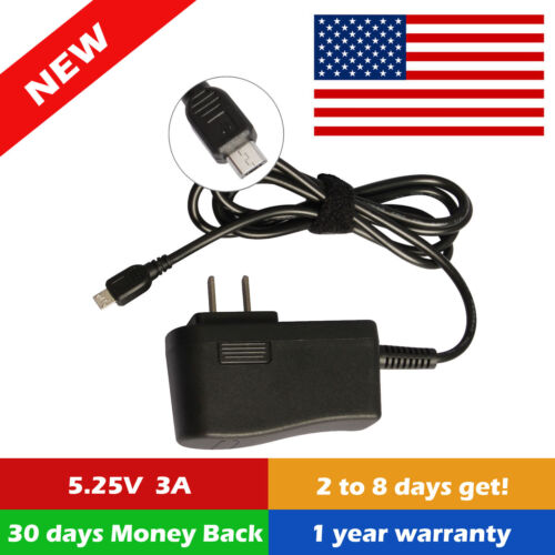 For Samsung Galaxy Tab A 4 E 7.0 8.0 9.7 10.1 Fast Charging Wall Charger