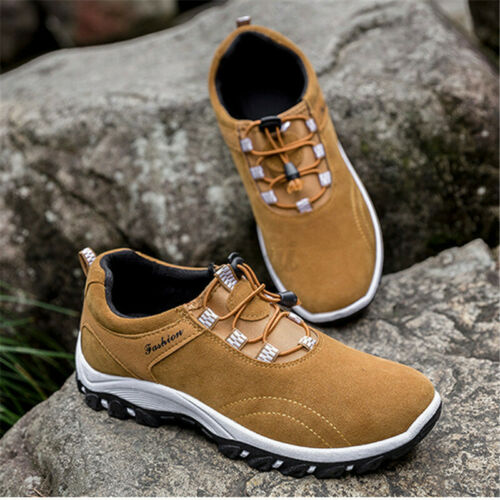 US Men/'s Trekking Trail Hiking Sneakers Shoes Sport Casual Athletic Outdoo