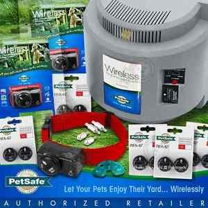3 Dog Petsafe Pif 300 Instant Wireless Pet Fence