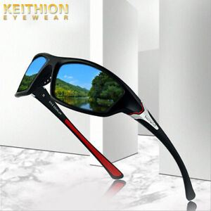 KEITHION-Men-Polarized-Sunglasses-Cycling-Riding-Glasses-Outdoor-Sports-Goggle-1