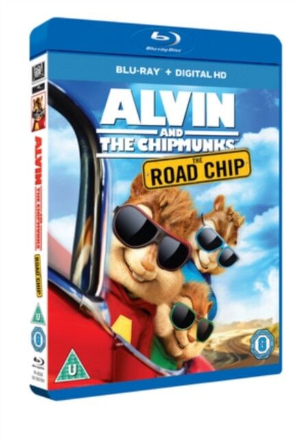 Alvin And The Chipmunks 4 - Road Chip Blu-Ray Nuovo Blu-Ray (5812907001)