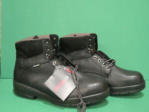 ab8866e8491 Wolverine Dura Shock Steel Toe Safety Boots 12M NWT | eBay