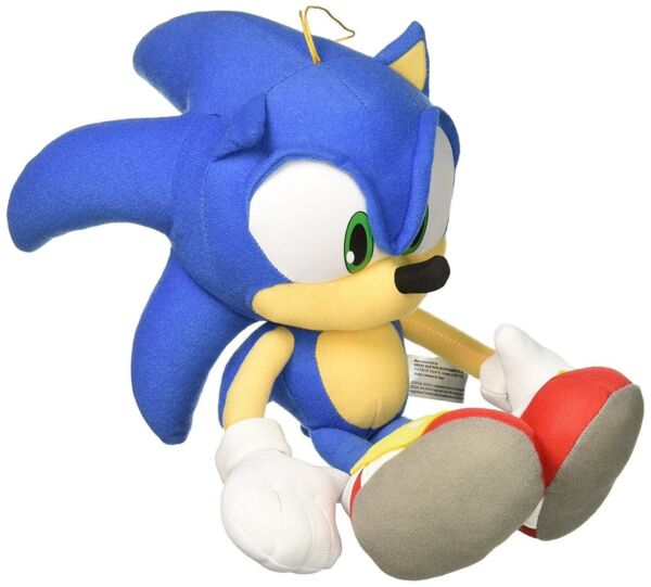 Sonic The Hedgehog Sonic Boom Amy Super Deformed 6 Plush ... |Sonic The Hedgehog Plush Toys