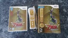 The Legend of Zelda: Skyward Sword - Limited Edition w/ Remote **PLEASE READ**