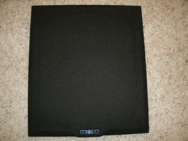 Mission 70 ASA Subwoofer Grille Cover  - Excellent Condition !!