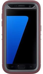 Otterbox-Defender-Case-Samsung-Galaxy-S7-Case-Only-GUNMETAL-GREY-MERLOT-PURPLE
