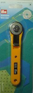 Prym-Cortador-de-rueda-MINI-28mm-Estandar-Manija-611371