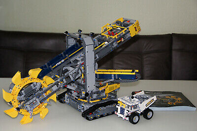 Lego Technik 42055 Schaufelradbagger MK III , wie NEU! | eBay