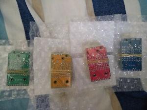 DR-110 MIDI Mod PCB   + Chip