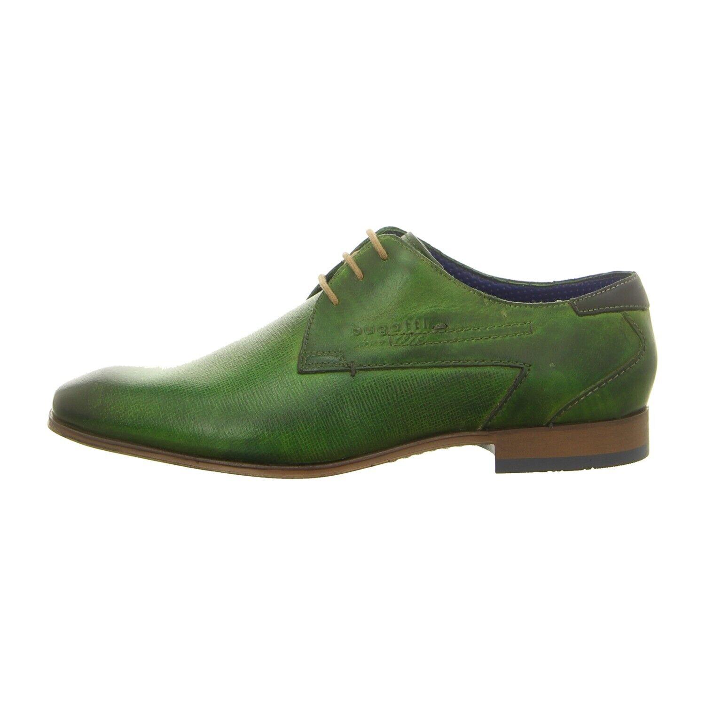 Bugatti Chaussures Suede Mattia 311-10108-2100-7000 vert (vert) NEUF