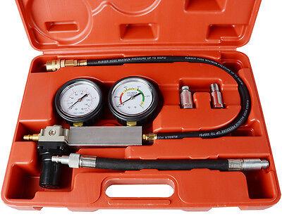 New Cylinder leak tester compression leakage detector kit set petrol engine UK