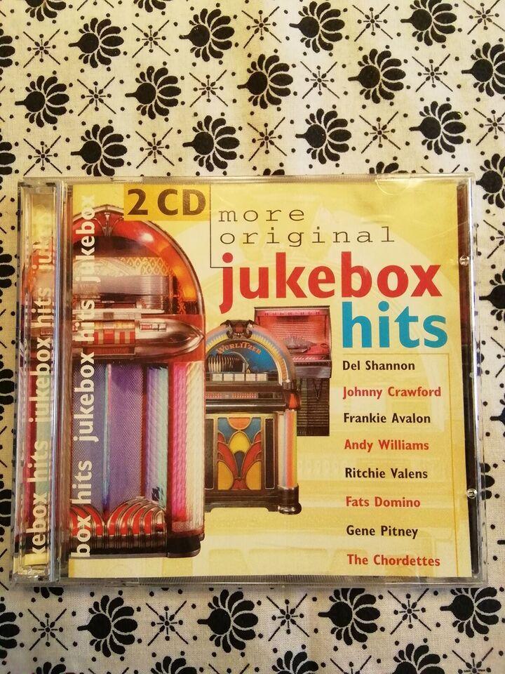 Div.: Jukebox hits, andet