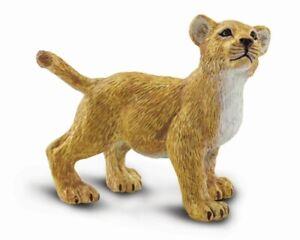 Safari-ltd-100415-Bebe-Lion-7-cm-Serie-Animaux-Sauvages-Nouveaute-2020