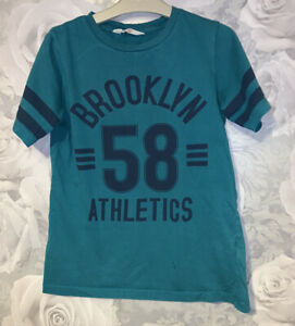 Boys Age 8-10 Years - H&M T Shirt