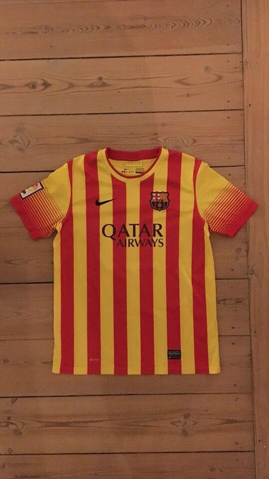 Fodboldtrøje, Barcelona, Nike