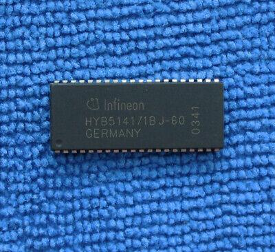 5pcs HYB514171BJ-60 256k x 16-Bit Dynamic RAM SOJ40