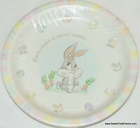 Baby Looney Tunes Classic Party Birthday Plates Lunch Decoration Favors Tweety