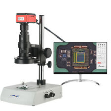 Koppace 33x 240x Electron Microscope 4k Hd Camera Take Pictures And Measure
