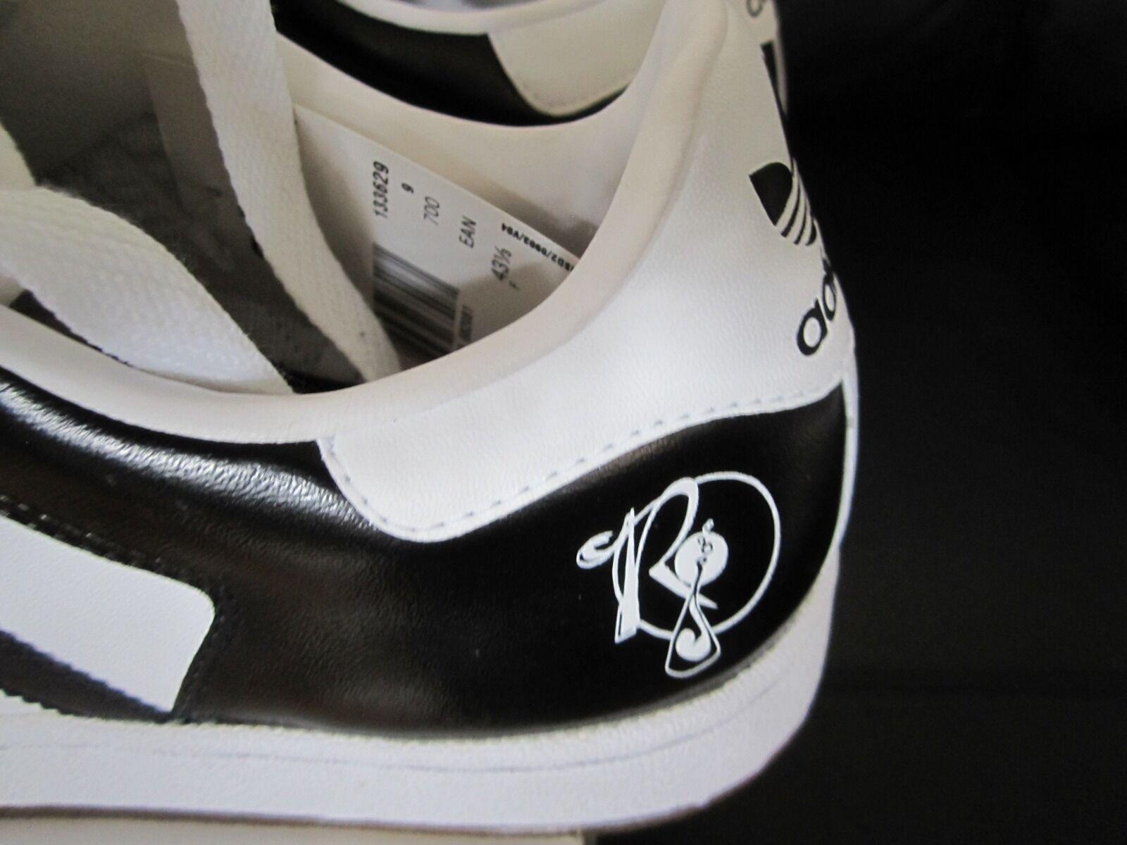 Adidas D.S 2004 35th Superstar rockafella rockafella rockafella Anniversary del Regno Unito taglia 9 9.5 U.S.A. ea9a61